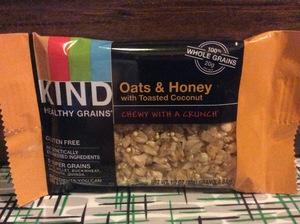 Kind Oats and Honey